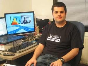 El 'hacker' español de Kinect: 'Se trata de curiosidad, no de piratería'
