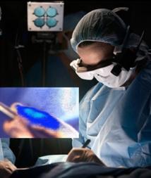 Gafas permiten ver el cáncer