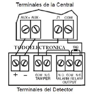 con 3 detectores