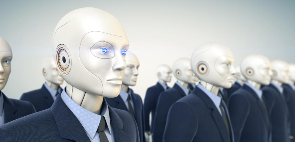 El equilibrio será la clave en el desarrollo de robots. (iStock)