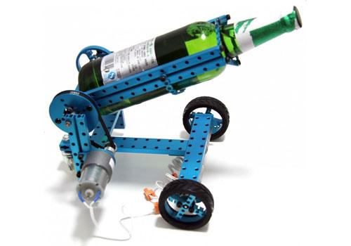 Los robots son una estupenda opción de regalo de Navidad para sorprender.