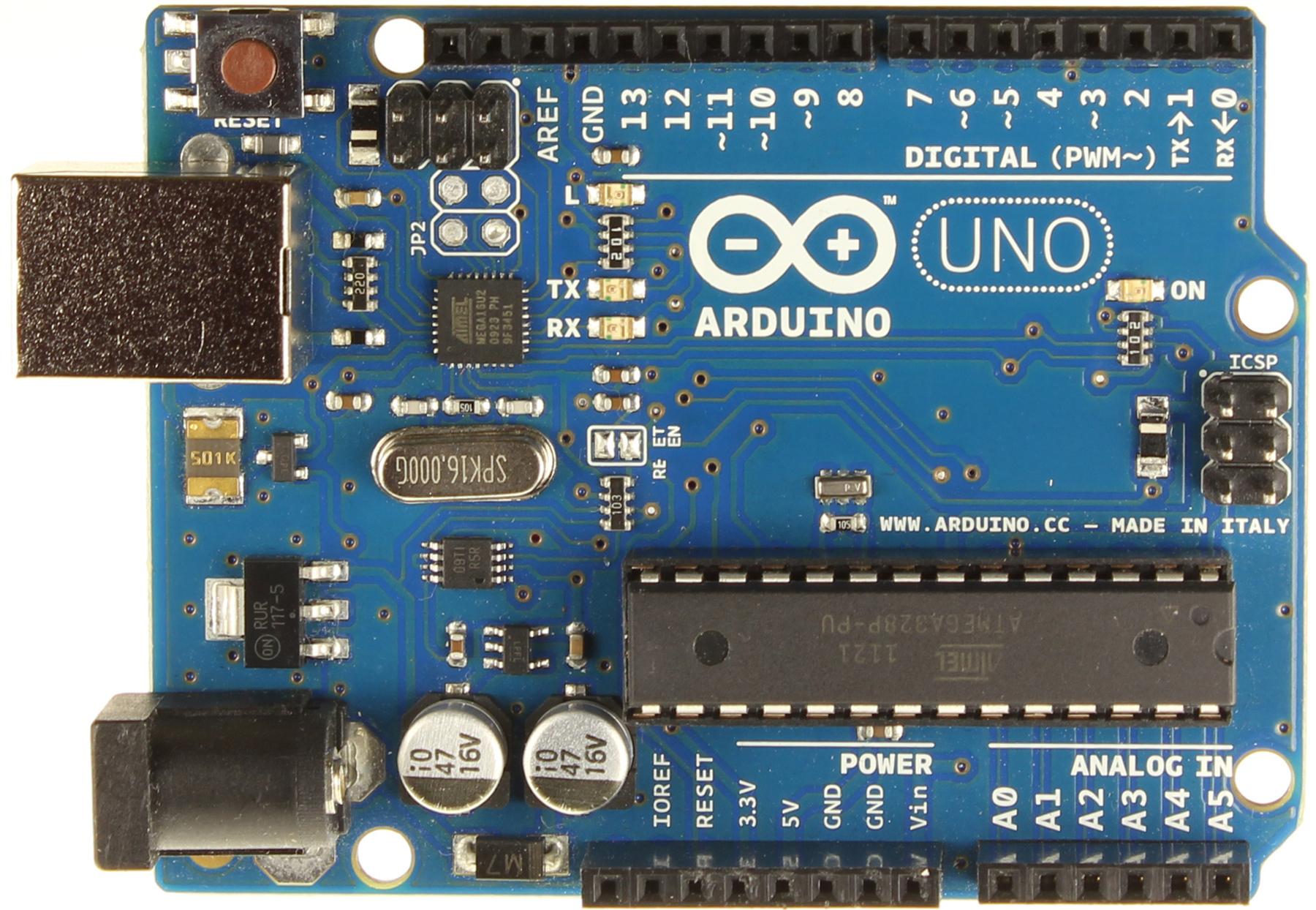 Arduino es código abierto y de coste asequible.