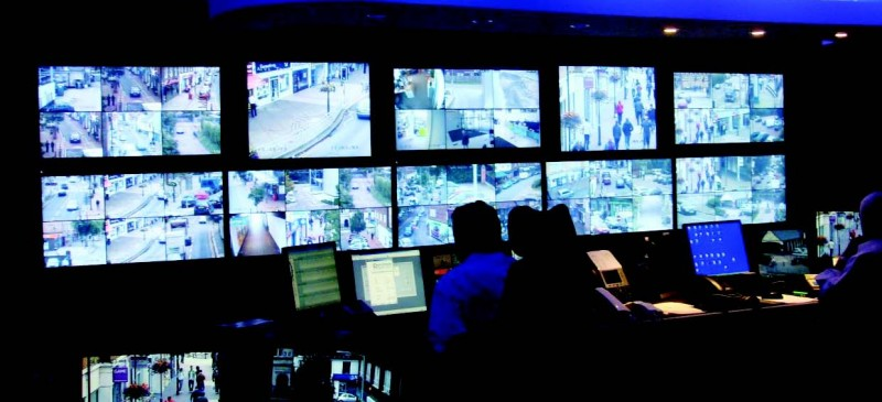 Videovigilancia y seguridad en el hogar y en las empresas.