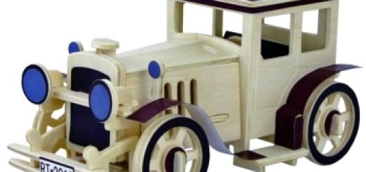 Un puzzle en 3d es un regalo estupendo para amantes de las maquetas.