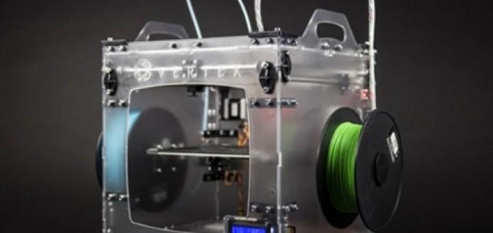 Las impresoras 3D son un recurso muy útil para la formación.