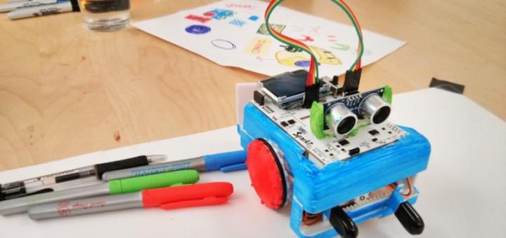 Existen kit de montaje ya preparados para los niños.