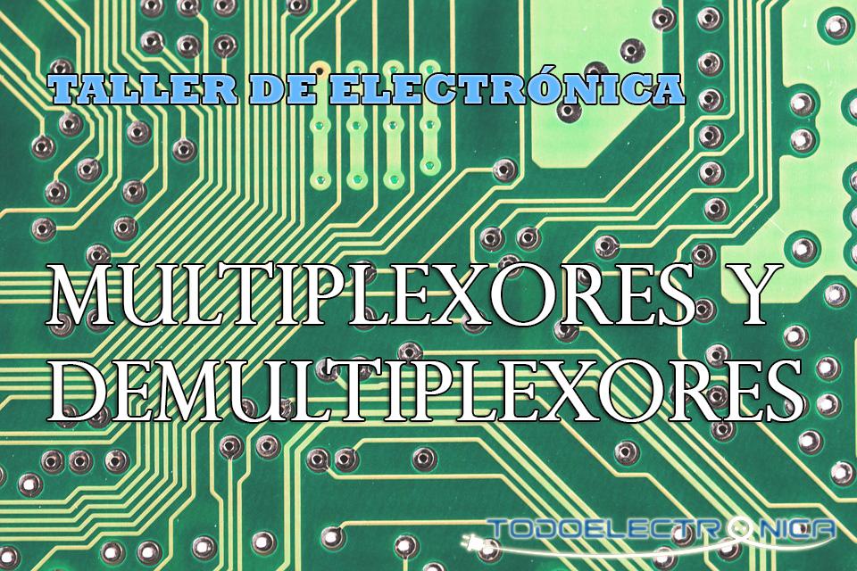 Teoría y práctica de electrónica para todos los niveles.