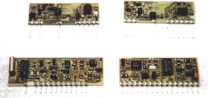 Los circuitos híbridos han servido para reducir costes en el desarrollo de la electrónica.