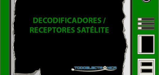 Los receptores/decodificadores hacen de las televisiones smart tv.