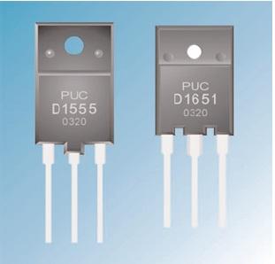 Los transistores tienen muchas funcionalidades.