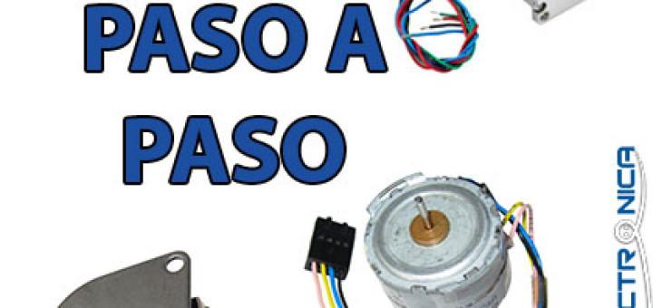 Los motores paso a paso son muy utilizados en robótica y otras tecnologías.