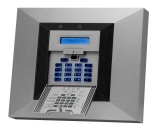 Las alarmas profesionales también son inalámbricas o híbridas.
