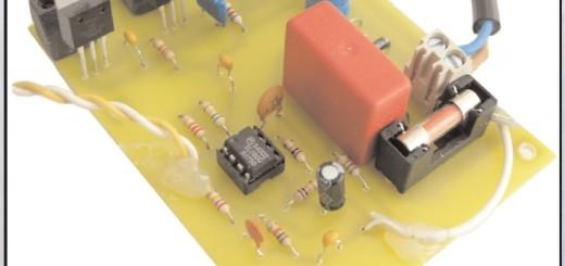 Montaje electrónico propuesto por un lector de la revista Todoelectronica.
