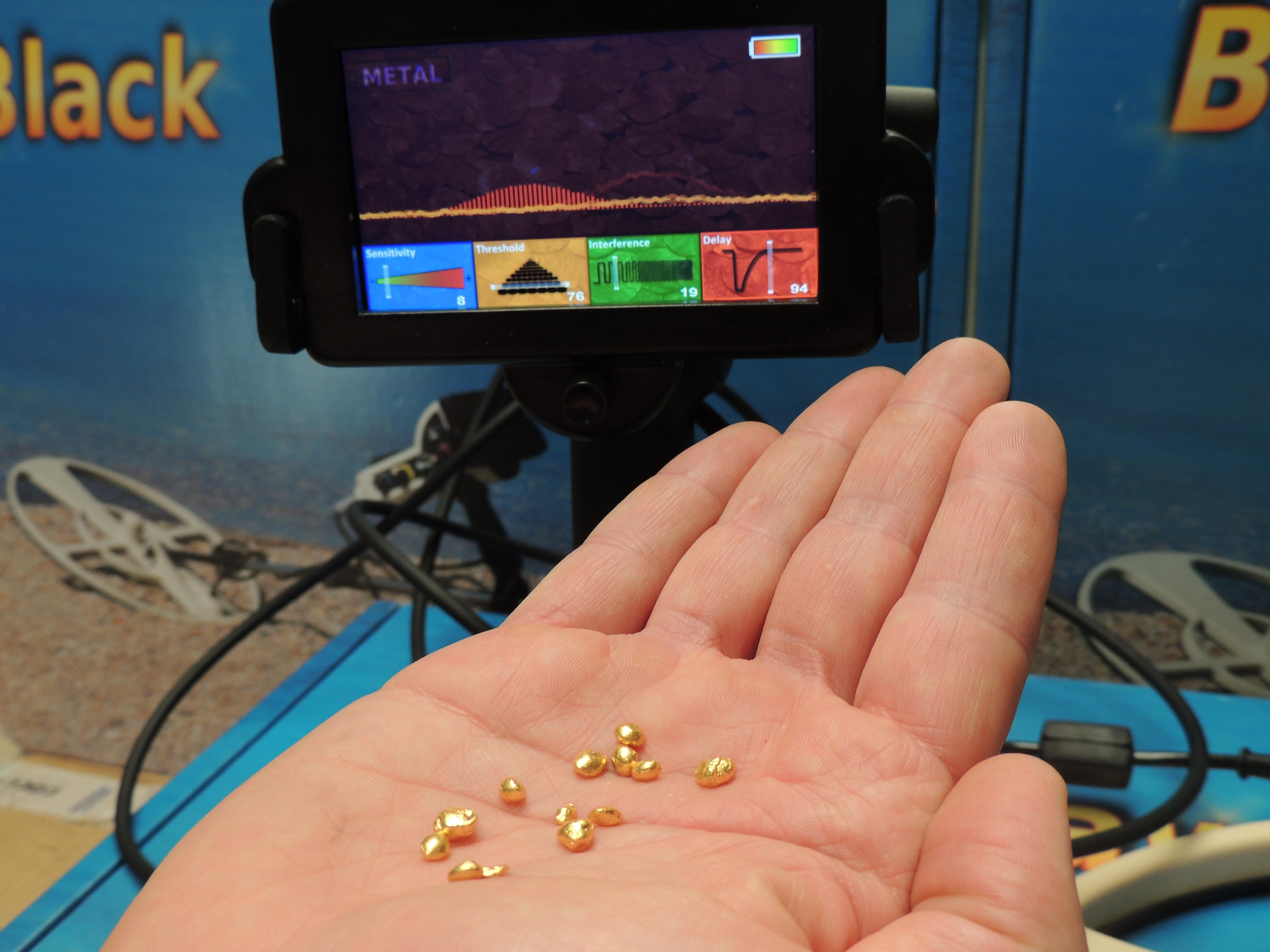 Detectores de oro económicos para todos los bolsillos en todoelectronica.