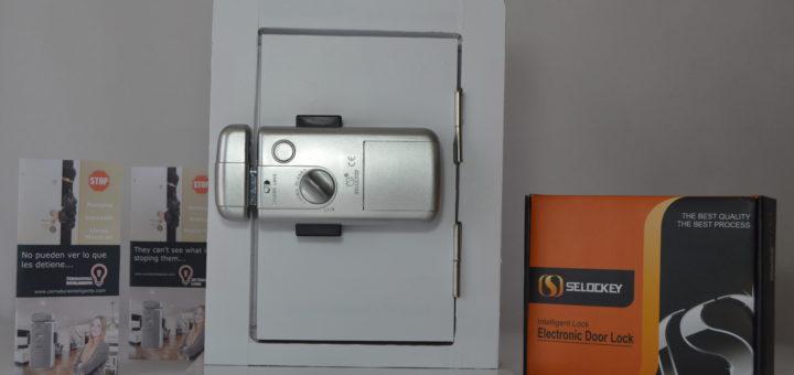Todoelectronica dispone de alarmas, cctv y cerraduras de seguridad