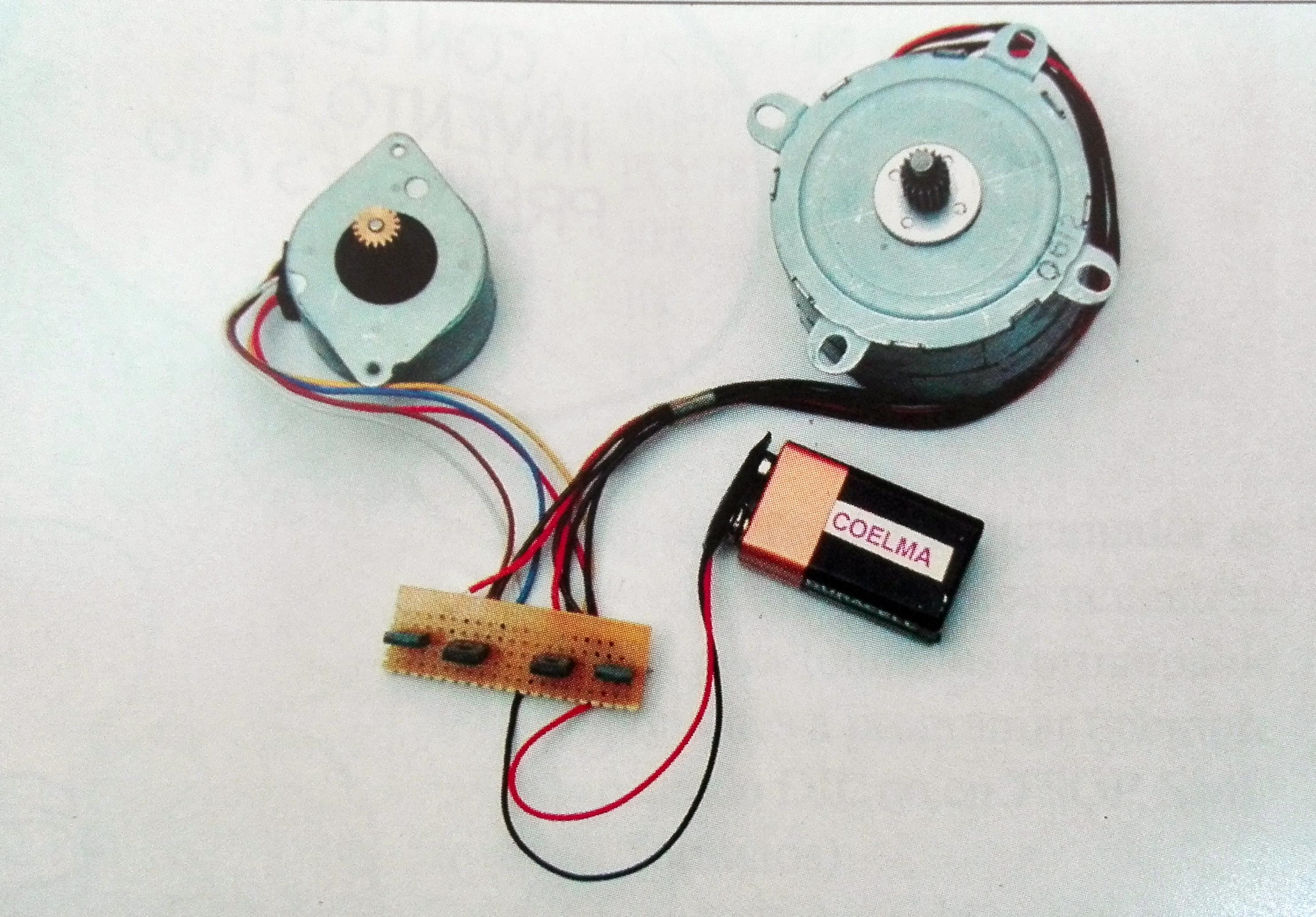 componentes electrónicos en todoelectronica