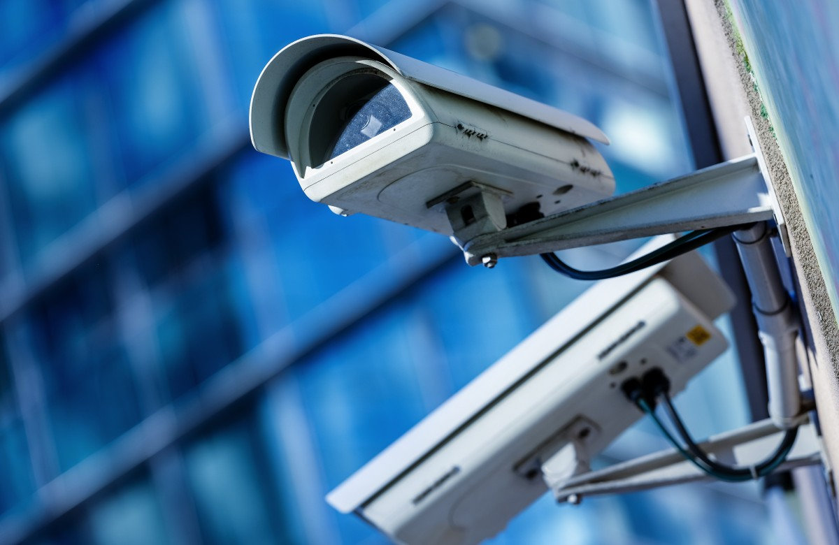 surveillance cameras and security in todoelectronica