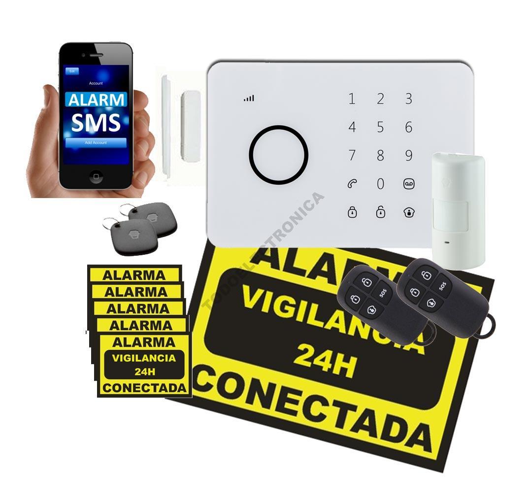 Las alarmas sin cuotas son una medida de seguridad eficaz y fiable.