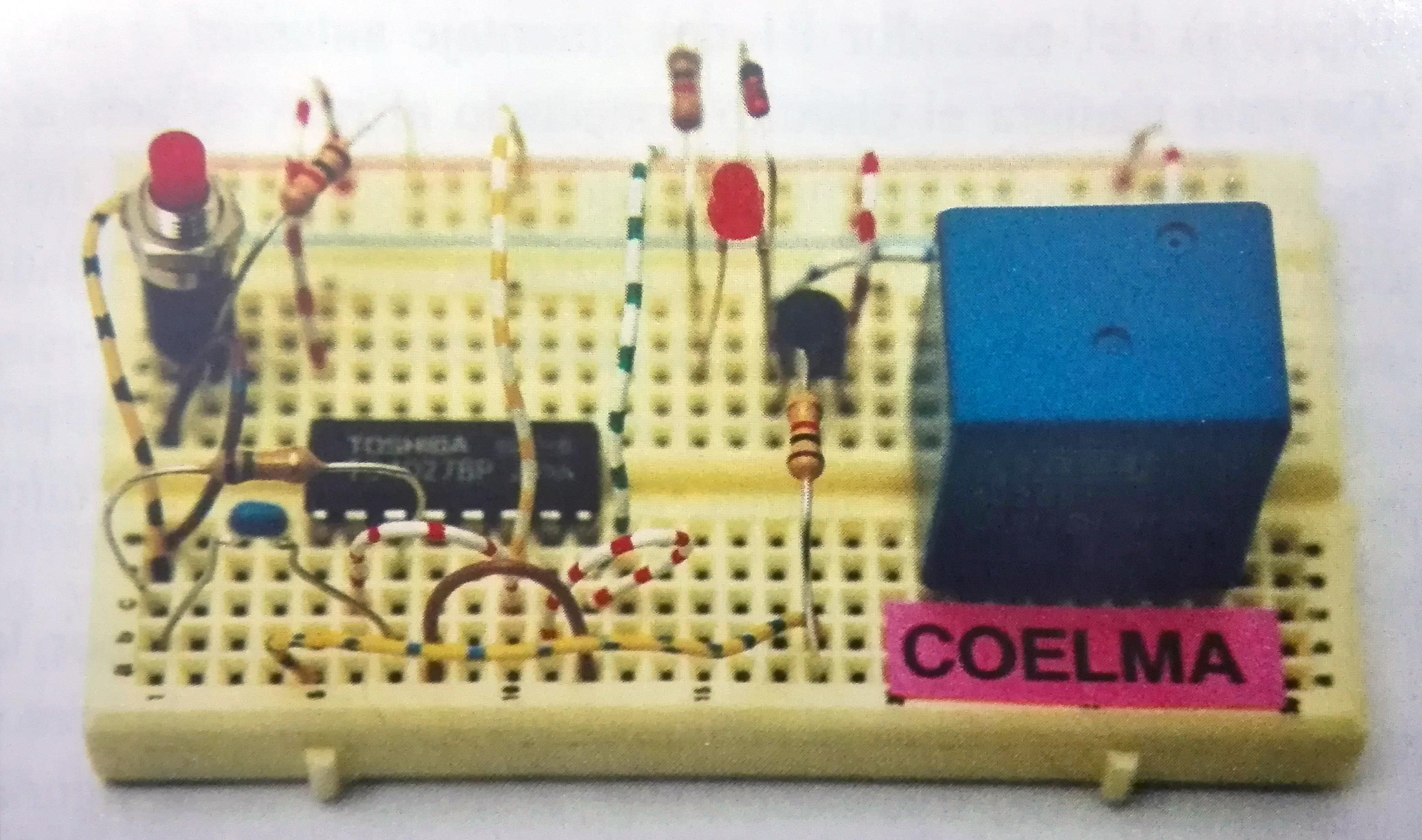 curso de electronica de todoelectronica para aprender practicando