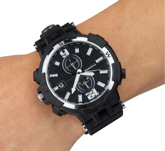 mini camera spy sports watch 4
