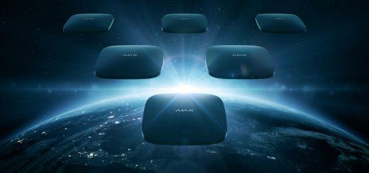 Ajax estrena su nuevo Hub Plus.