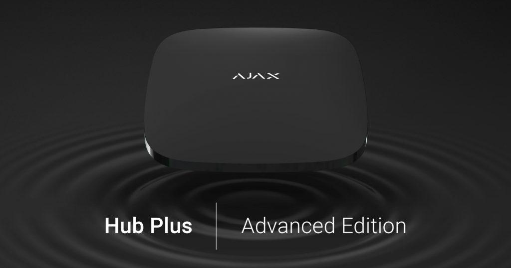 El Hub Plus de Ajax incorpora comunicación WiFi.