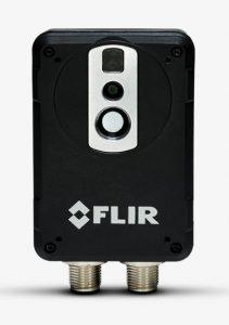 Cámara térmica fija Flir AX8.