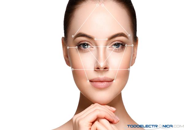 Reconocimiento facial mujer