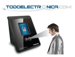 Fichaje laboral por reconocimiento facial