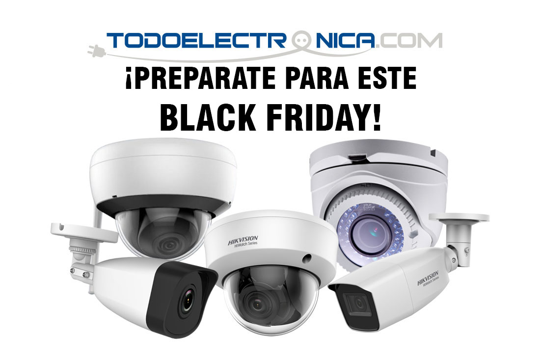 camaras vigilancia black friday