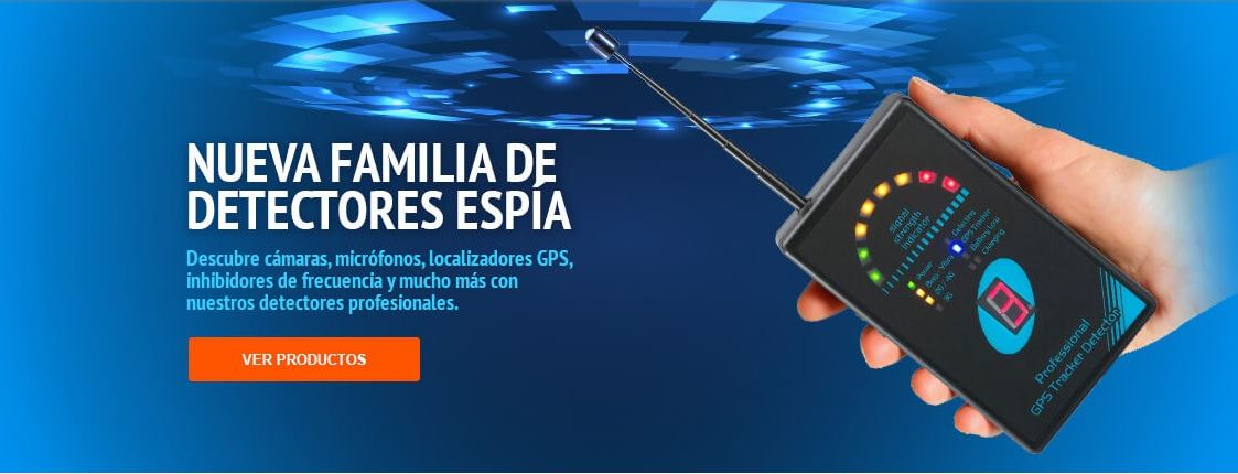 detector espía en oferta Black friday
