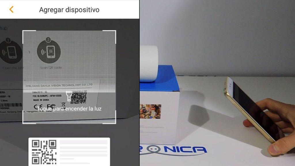 escanear codigo qr